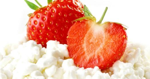 домашний йогурт из закваски живой баланс с клубникой